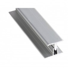 Profielen Fibo Trespo - FT Koppelprofiel aluminium 2-delig 240cm
