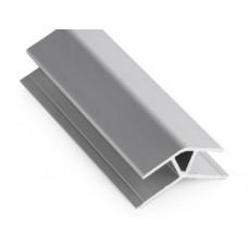 Profielen Fibo Trespo - FT Buitenhoek aluminium 135 graden 240cm