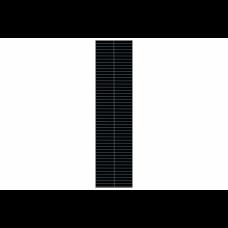 Fibo-Trespo, tegelpanelen 2124 F03 Black HG (30x5cm)